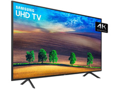 "Smart TV LED 55"" Samsung Ultra HD 4K HDR c/Conv.TV Digital 3 HDMI 2USB - 2"