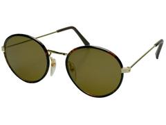 Óculos de Sol Unissex Tamanho Único Opus Marrom