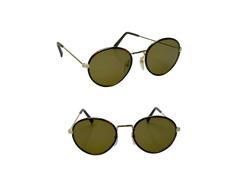 Óculos de Sol Unissex Tamanho Único Opus Marrom - 2