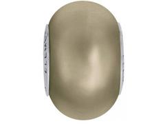 Becharmed decorado com cristais da Swarovski® Perolado Bege