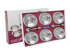 Kit para Sobremesa Tramontina em Aço Inox 12 Peças - 2