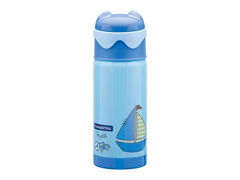 Garrafa Térmica Infantil Tramontina Le Petit Azul 350ml