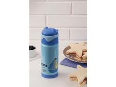 Garrafa Térmica Infantil Tramontina Le Petit Azul 350ml - 2