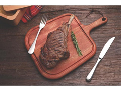 Tábua para Steak Tramontina com Cabo 40 x 27 cm - 2