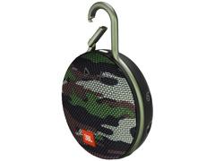Caixa de Som Bluetooth JBL Clip 3 3,3W Camuflada - 1