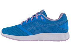 Tênis Asics Patriot 10 A Blue Coast Feminino - 1