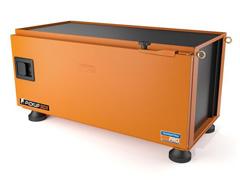 Caixa para Ferramentas Pickup Box Laranja Tramontina PRO