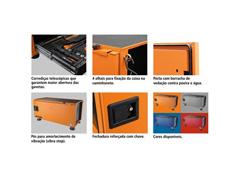 Caixa Ferramentas Tramontina PRO Pickup Box 820x1000x500mm 153 Peças - 2
