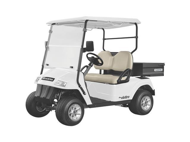 Veículo Utilitário Elétrico Elettro Tramontina 170CP AC 5KW 48V 6,7HP