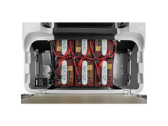 Veículo Utilitário Elétrico Elettro Tramontina 250CE AC 5KW 48V 6,7HP - 3