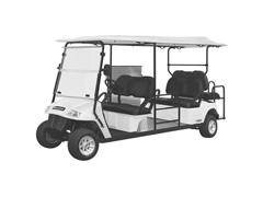 Veículo Utilitário Elétrico Elettro Tramontina 320CD AC 5KW 48V 6,7HP - 0