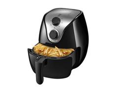 Fritadeira Elétrica Air Fryer Multilaser Gourmet 1500W 4 Litros  - 3