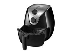 Fritadeira Elétrica Air Fryer Multilaser Gourmet 1500W 4 Litros  - 2