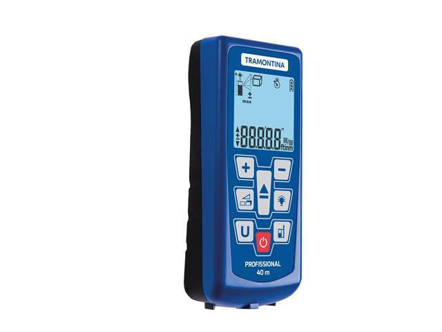 Medidor de Distância à Laser Tramontina Alcance 40 Metros