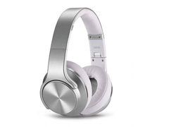 Headphone Xtrax Duo Bluetooth Silver