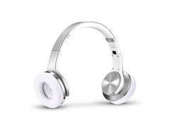 Headphone Xtrax Duo Bluetooth Silver - 2