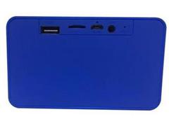 Caixa de Som Bluetooth X500 Xtrax Azul Escuro - 2