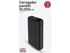 Carregador Portátil Fast Charger Xtrax Preto 10.000 mAh - 2