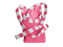 Conjunto Infantil Tramontina Le Petit Rosa 3 Peças - 3