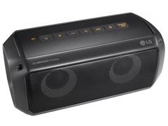 Caixa de Som Portátil Bluetooth LG XBoom Go PK3 USB 16W Preta - 4