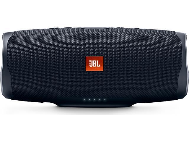 Caixa de Som Bluetooth JBL Charge 4 30W à prova d'água Connect+ Preta