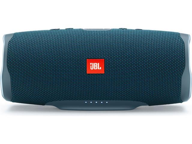 Caixa de Som Bluetooth JBL Charge 4 30W à prova d'água Connect+ Azul