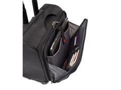 Carrinho Executivo com Porta Laptop Sestini Smart Preto - 2