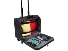Carrinho Executivo com Porta Laptop Sestini Smart Preto - 4