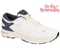 Tênis Asics Metarun White/White