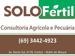 Consultoria agronômica - Solo Fértil