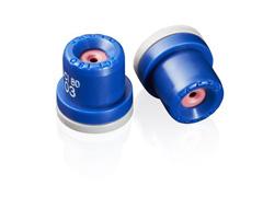 Combo Bico Pulverizador Jacto Leque AVI OC 8003 Azul 20 unidades