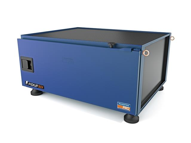 Caixa para Ferramentas Tramontina Pickup Box Azul 82 x 100 x 50 cm