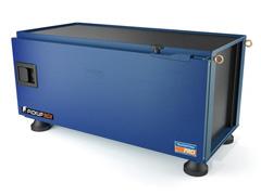 Caixa para Ferramentas Tramontina Pickup Box Azul 50 x 100 x 50 cm - 1