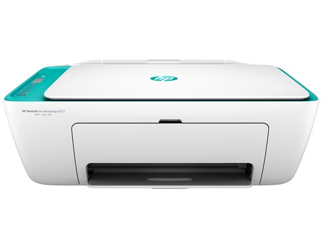 Impressora Colorida Multifuncional HP Deskjet Ink Advantage 2676