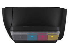 Impressora Mulitfuncional Color Tanque de Tinta Wi-Fi HP Ink Tank 416 - 2