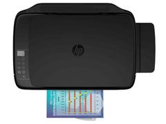 Impressora Mulitfuncional Color Tanque de Tinta Wi-Fi HP Ink Tank 416 - 4