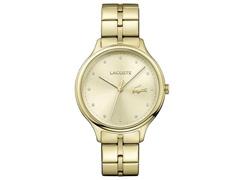 Relógio Lacoste Feminino Aço Dourado