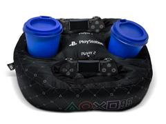 Almofada Porta Controle E Copo Kathavento Simbolos Playstation - 1