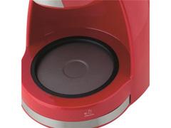 Cafeteira Elétrica Britânia CB30 Vermelha 30 Xícaras 800W - 4
