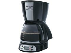 Cafeteira com Display Digital Britânia CP38 Preta 38 Xícaras 800W - 0