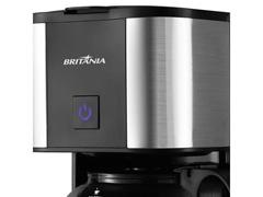 Cafeteira Elétrica Britânia BCF15I Inox e Preta 15 Xícaras 550W - 3
