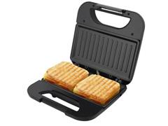 Grill e Sanduicheira Britânia Toast BGR01P Preto 750W - 2
