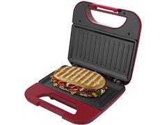 Grill e Sanduicheira Britânia Toast BGR01V Vermelho 750W - 4