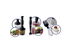 Mixer e Triturador de Alimentos Britânia Preto 200W - 4