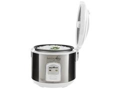Panela de Arroz Elétrica Britânia BPA5BI 5 Xícaras Branca 400W - 2