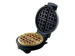 Máquina de Waffle Britânia Golden Prata e Preto - 1
