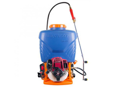 Pulverizador Costal Motorizado de Alta Pressão PJM-20 Litros Jacto - 0