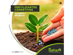 Analise de Fertilizantes e Corretivos - Safrar