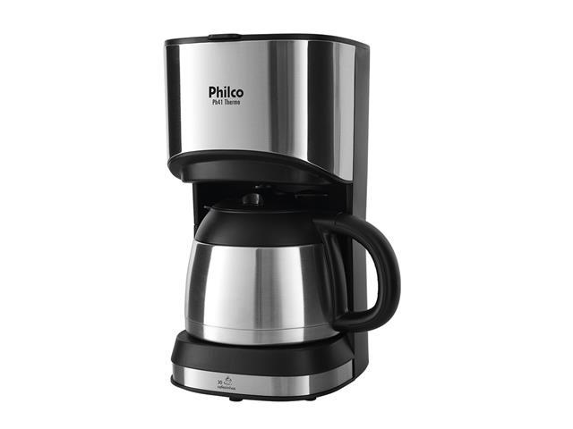 Cafeteira Elétrica Philco Thermo PH41 Thermo 30 Xícaras 700W