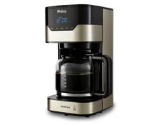 Cafeteira Elétrica Philco PCFD38CH Touch Bronze 38 Xícaras 800W - 1